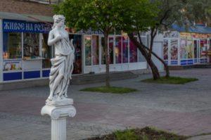 Витязево фото поселка и пляжа